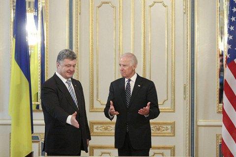 Байден пообещал Украине сотрудничество в космической сфере