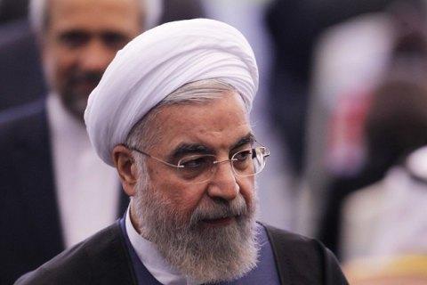Рухани заявил о готовности Ирана возобновить ядерные испытания