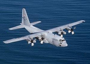 В Афганистане разбился военно-транспортный самолет США