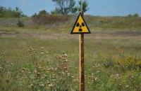 Возле Кропивницкого обнаружили повышение радиационного фона