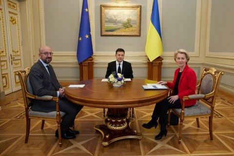 ЄС закликав Росію взяти на себе відповідальність як сторони конфлікту в Україні