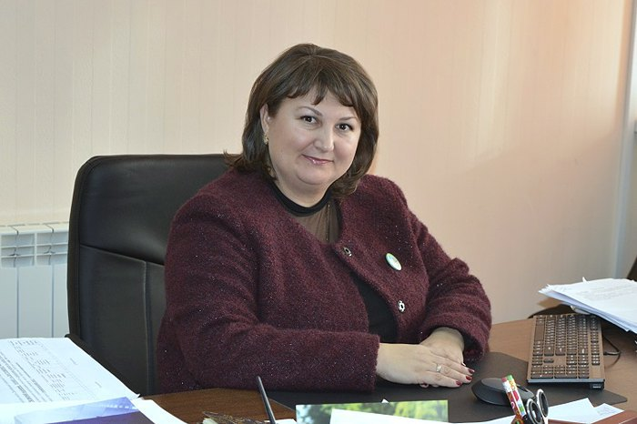 Директор школи №307 Ірина Лапіка