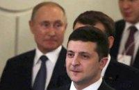 Кремль підтвердив можливість зустрічі Зеленського і Путіна в Ізраїлі (оновлено)