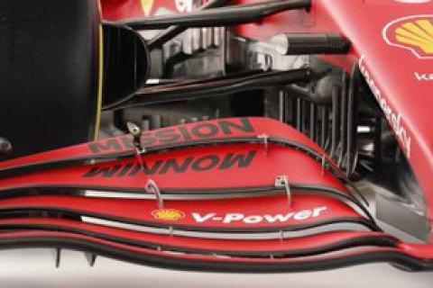 Итальянское общество по защите прав потребителей требует конфисковать новый болид Ferrari в Формуле-1