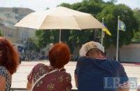 В четверг обещают дождливую погоду