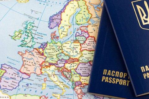 Украина открывает 10 визовых центров в 8 странах