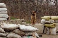 Во вторник в зоне ООС нет потерь среди украинских военных