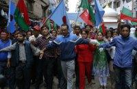 Жителі Непалу заблокували кордон з Індією
