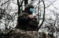 """Окупанти шість разів порушили """"тишу"""" на Донбасі"""