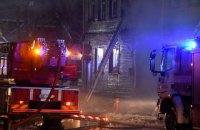 При пожежі в хостелі у центрі Риги загинули восьмеро людей