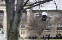 Американские ученые создали летающего робота