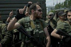 """Батальон """"Донбасс"""" опроверг информацию о сдавшихся чеченцах"""