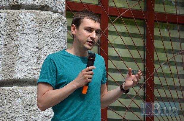 Алексей Ральников, одногруппник Евгения