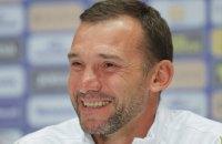 Шевченко дав коментар після жеребкування Євро-2020