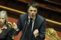 Прем'єр Італії закликав покарати країни ЄС, які відмовляються приймати мігрантів
