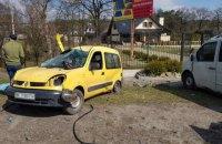 Во Львовской области в ДТП с микроавтобусом и легковушкой погибли три человека