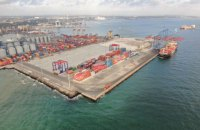 """""""Контейнерний термінал Одеса"""" завершив будівництво 4-го пускового комплексу контейнерного терміналу на Карантинному молу"""