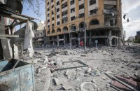 Ізраїль заявив про знищення 15 км тунелів бойовиків і 9 будинків лідерів ХАМАС