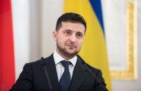 Зеленский пришел на встречу с премьером Чехии небритым из-за суеверий