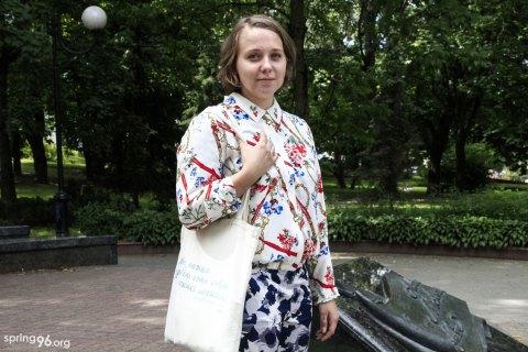"""У Білорусі затримали координаторку волонтерського центру """"Весна"""""""