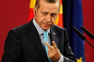 Ердоган пригрозив Росії розривом енергетичних контрактів