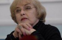 Ада Роговцева стала доверенным лицом Порошенко на выборах
