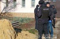Житель Харькова угрожал следователям полиции гранатой (обновлено)
