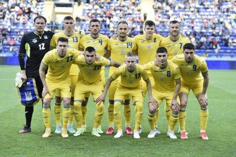 Сборная Украины впервые в своей истории вышла в плей-офф Евро