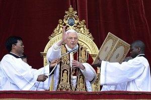 Папа Римский будет жить в женском монастыре после отречения