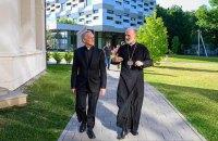 Українському архієпископу Борисові Ґудзяку вручили нагороду американського Університету Нотр-Дам