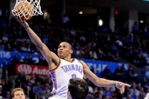 НБА: ТОП-10 моментов Оклахомы