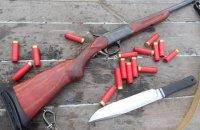 На Волыни подросток случайно застрелил товарища из охотничьего ружья