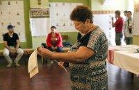 ЦВК почала публікувати перші результати виборів