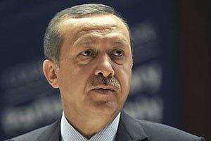 У резиденции Эрдогана задержан предполагаемый террорист