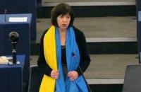 Евродепутата Реббеку Хармс не пустили в Россию