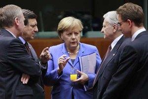 Меркель: Европе нужно 10 лет на выход из кризиса