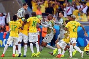Бразилія - Німеччина: битва футбольних титанів