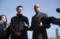 Яценюк предложил ввести электронное администрирование акцизного сбора для наполнения Дорожного фонда