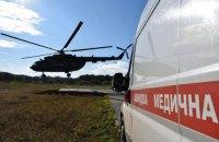 Український військовий отримав поранення після підриву на замаскованому вибуховому пристрої на Донбасі
