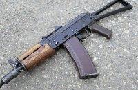 У Києві посеред вулиці чоловік влаштував стрілянину