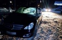 Пьяный депутат облсовета сбил человека в Черкассах