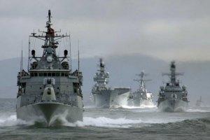 У Чорному морі розпочалися спільні з НАТО навчання Sea Breeze-2014