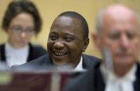 На інавгурації в Кенії прихильників президента відганяли сльозогінним газом