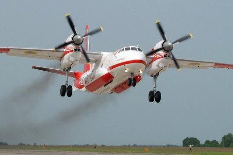 Україна відправить у Грузію літак для допомоги в гасінні пожеж