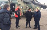 Министры иностранных дел Дании и Чехии приехали на Донбасс