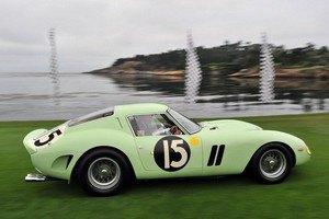 Самым дорогим автомобилем в мире стал Ferrari 1962 года