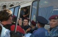 Всех участников драки под Могилянской выпустили из милиции