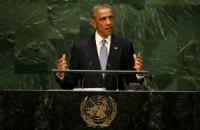Обама не втручатиметься у воєнний конфлікт із Росією