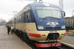 Поезда Hyundai прибудут в Украину ранее запланированного