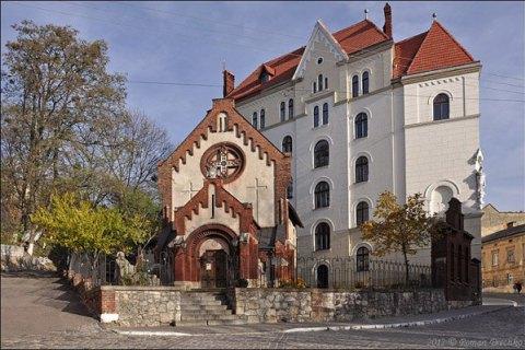 Во Львове в храме УГКЦ произошла вспышка коронавируса